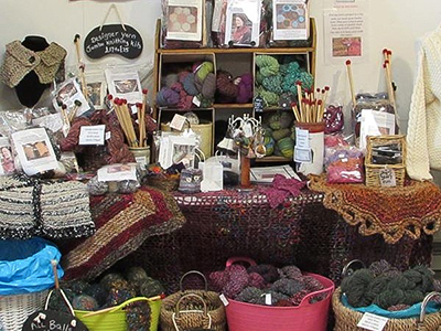 view of Wool and Willow Festival
